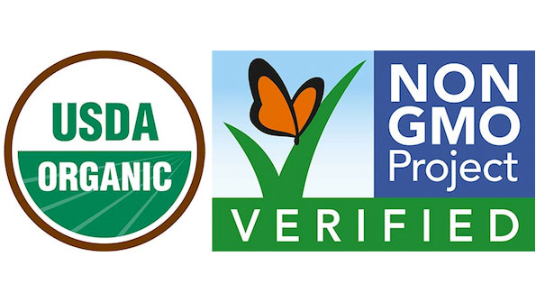 Is non-GMO a threat to organic?
