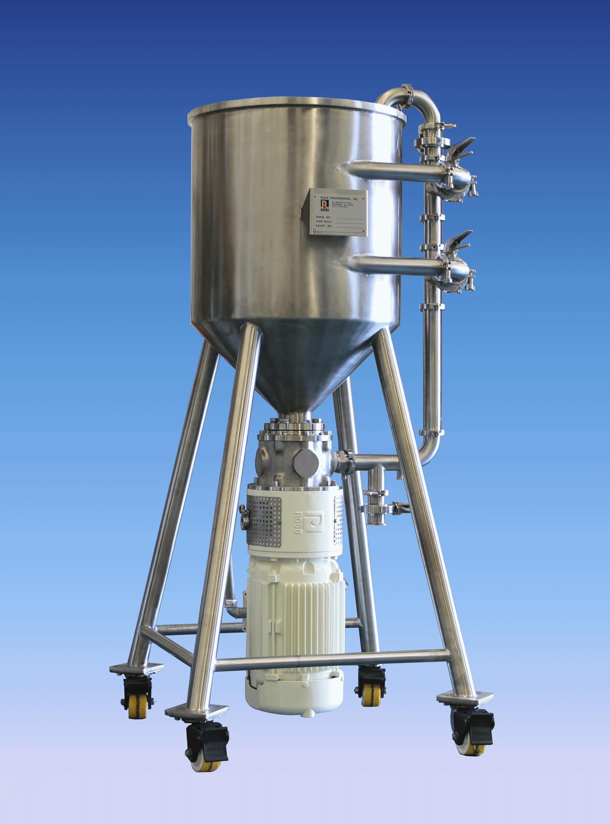 Ross launches Inline High Shear Mixers | New Hope Network