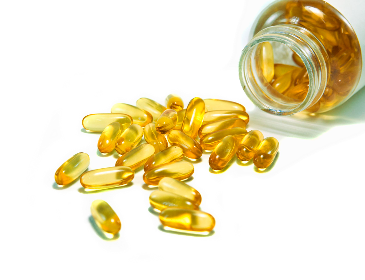 Gold foods usa launches chia pearls new hope network for Fish oil pearls