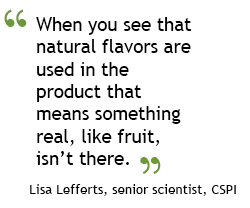 Is natural flavoring natural? | New Hope Network