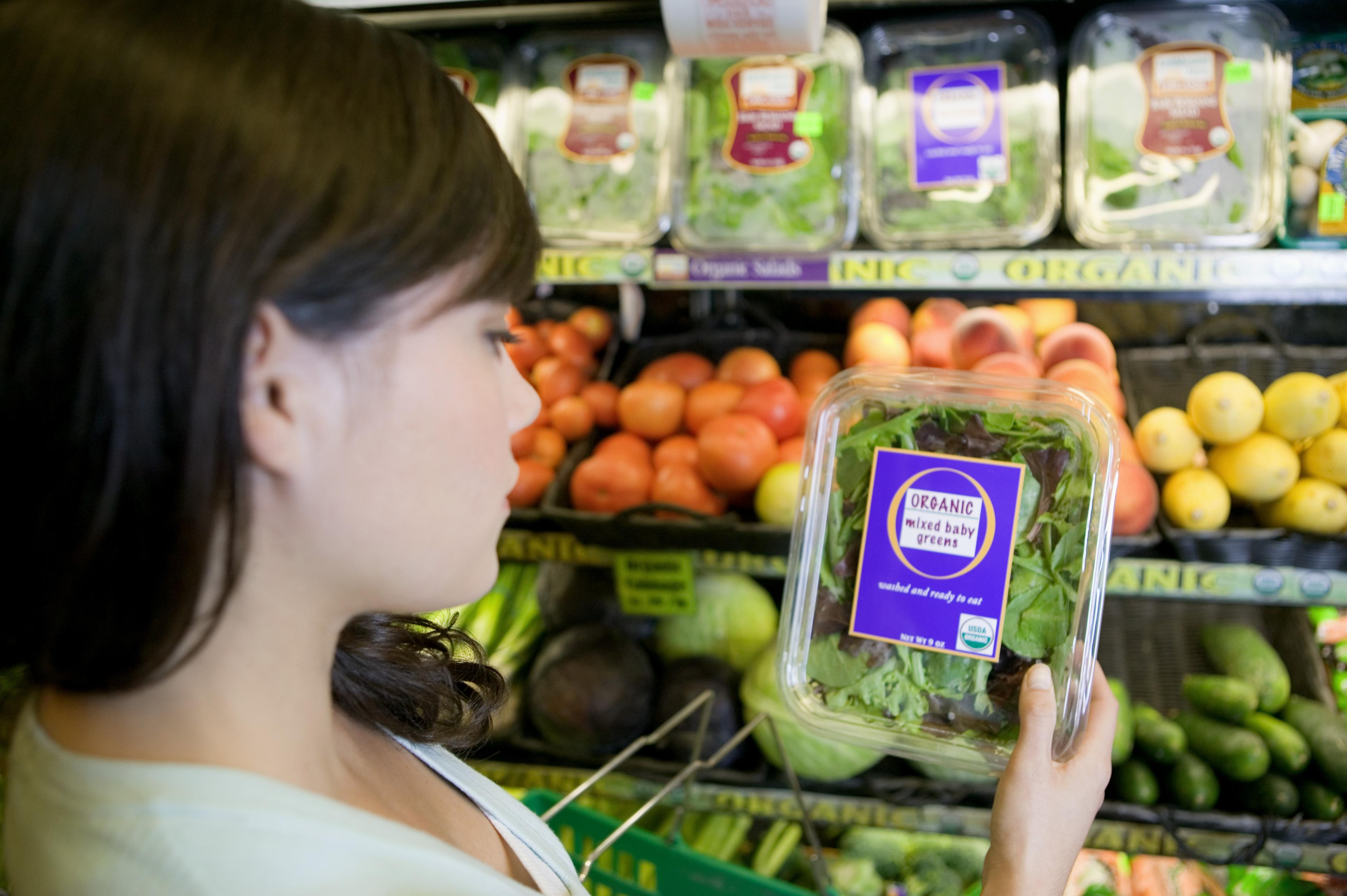 Buying Organic Foods