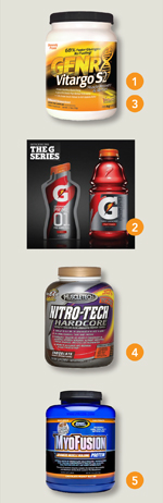 Sports nutrition products must differentiate or die
