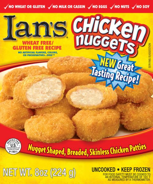 Ian's Chicken Nuggets